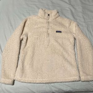 Patagonia Women's Los Gatos 1/4 Zip Pullover Color Calcium- Size M Pre-owned for Sale in Everett, WA