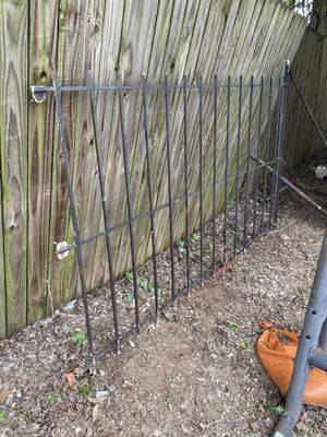 Metal bars 7ft X 4ft for Sale in Dallas, TX