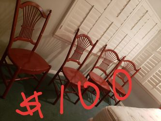 Solid Wood Chairs for Sale in Huntington Beach,  CA