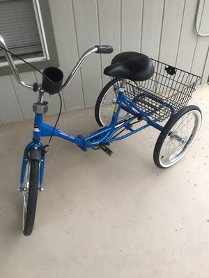 Workman folding three wheel bike! Excellent condition for Sale in Peoria, AZ