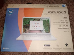 HP chromebook 14 for Sale in Sioux Falls, SD