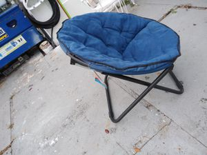 Folding Camp Chair for Sale in HALNDLE BCH, FL