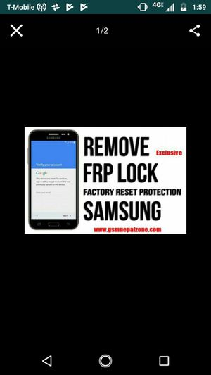 Remove google account lock any android phone galaxy s9 s8 note 8 and all other Samsung LG HTC ZTE and other android devices for Sale in Dallas, TX