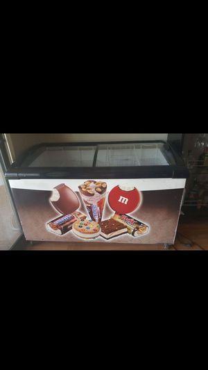 Large icecream freezer for Sale in Phoenix, AZ