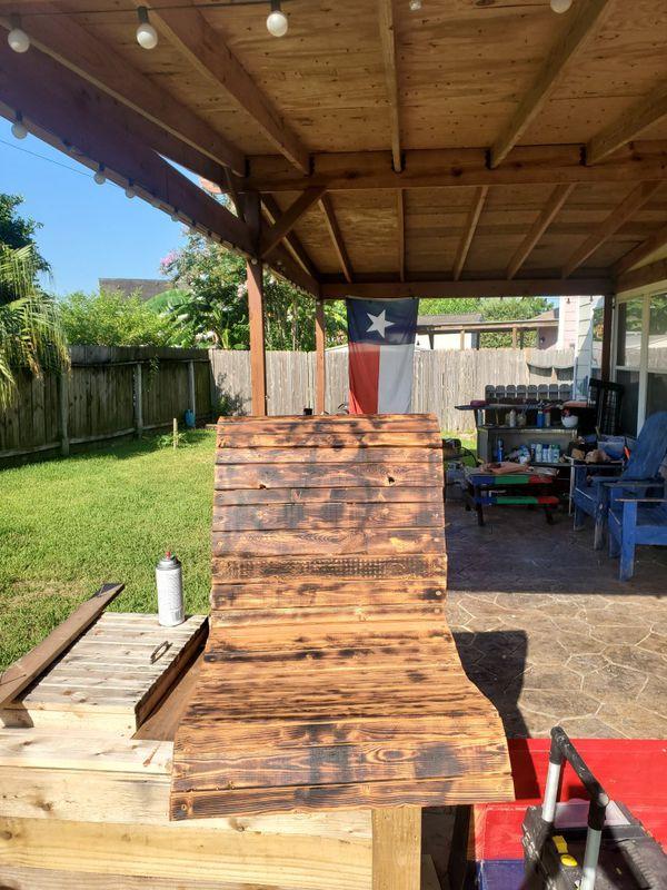 Patio/porch swing