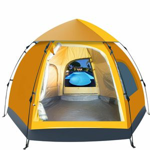 Waterproof Instant Pop Up Outdoor Camping Tent (High Quality, Hiking, Automatic, Yard, Summer) T85 for Sale in Fredericksburg, VA