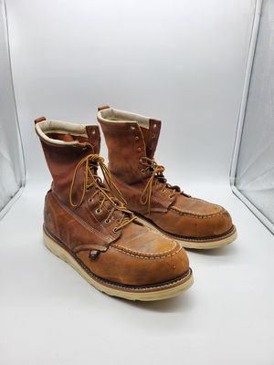 Men's Thorogood Steel Toe Work Boots Size 12 for Sale in Pico Rivera, CA