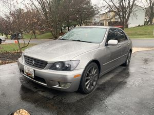 2004 Lexus IS300 Special Edition for Sale in Silver Spring, MD