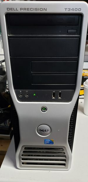 Older Dell Precision T3400 Workstation for Sale in S HARRISN Township, NJ