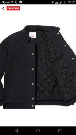 Supreme varsity jacket for Sale in Manassas,  VA