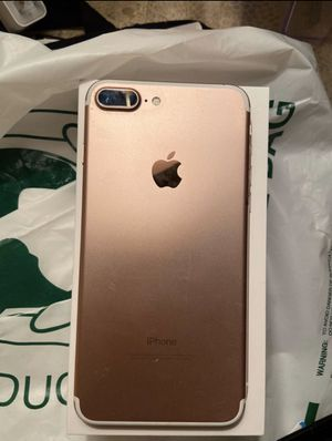 iPhone 7 Plus Unlocked for Sale in Everett, WA