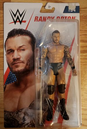 New WWE Randy Orton Action Figure. for Sale in Apopka, FL