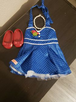 Doll Dress & accessories for Sale in Manteca,  CA