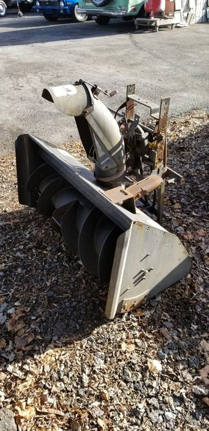 Snow thrower, 40 inch attachment. for Sale in Damascus, MD
