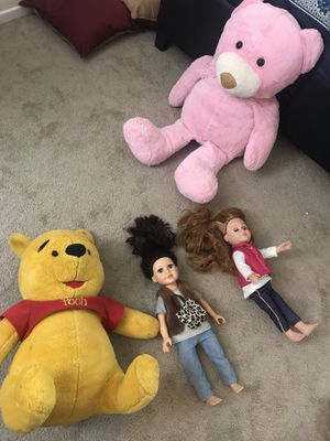 Dolls and bears for Sale in VA, US