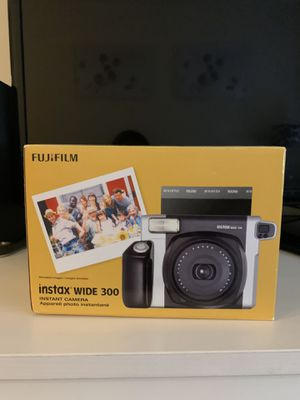 Fujifilm Instax Wide 300 - w/ photo album for Sale in Washington, DC