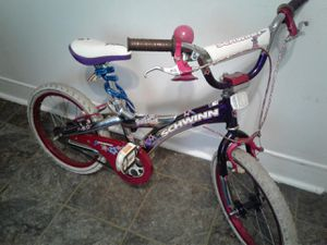 Girls 20inch Schwinn Super Star Bike for Sale in Cleveland, OH