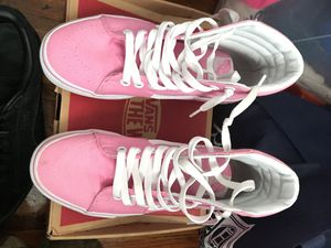 These a Pink Vans for Sale in Rochester, NY