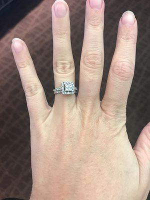 Wedding set for Sale in Peoria, IL
