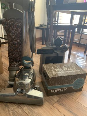 Kirby Vacuum and Shampooer for Sale in Salt Lake City, UT