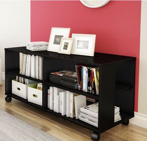 TV stand with storage for Sale in Pleasanton, CA