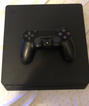 PS4 Slim controller and cables too for Sale in Los Angeles, CA