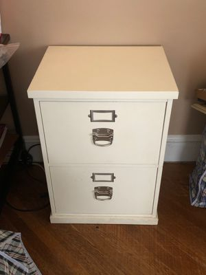 Filing cabinet from Pottery Barn for Sale in Queens, NY