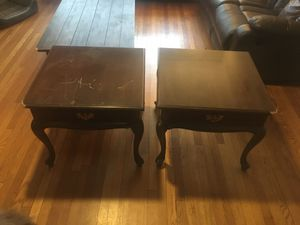 End table matching for Sale in Cleveland, OH