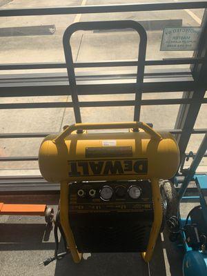 Dewalt Air Compressor D 55146 for Sale in Pflugerville, TX