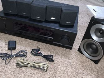 Surround Sound System With Bluetooth. MAKE ME OFFERS! for Sale in Bowie,  MD