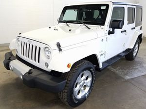 2015 Jeep Wrangler Unlimited for Sale in Kent, WA