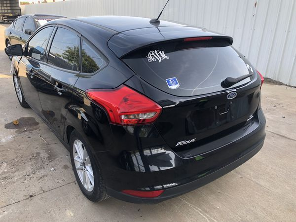 2016 Ford Focus for parts PARTS ONLY
