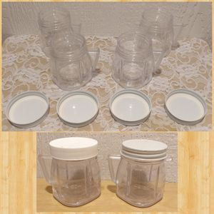 LOT OF 6 4oz BLENDER PITCHERS for Sale in Ontario, CA