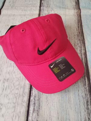 Nwt nike hat cap girls 4-7 pink for Sale in Bremerton, WA