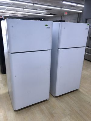 Brand new top and bottom refrigerators for Sale in Houston, TX