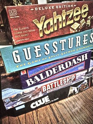 Board games as is for Sale in West Monroe, LA