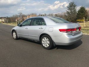 2004 Honda Accord 4dr for Sale in Jackson Township, NJ