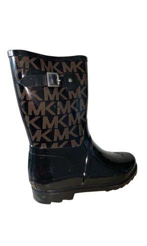 Michael Kors Logo Mid Rain-boots Size -10 for Sale in Alexandria, VA