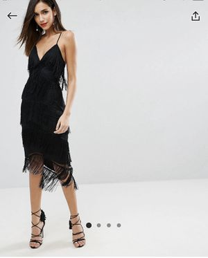 Gorgeous dress size 4, tags on black. Asos for Sale in Los Angeles, CA