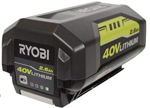 Ryobi OP40261 40V 2.6Ah Lithium Ion Battery for Sale in Vancouver, WA