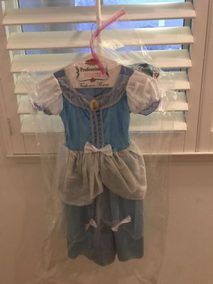 Cinderella costume dress with accessories for Sale in Fontana, CA