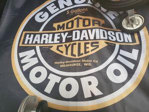 HARLEY DAVIDSON FLAG & SIGNS for Sale in West Covina, CA