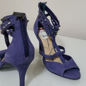 Jessica Simpson Purple Shoes for Sale in Gaithersburg, MD