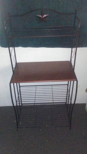 Microwave stand for Sale in Cadillac, MI