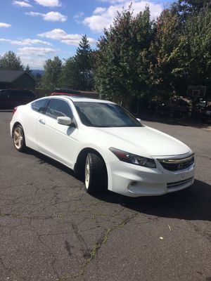 2011 Honda Accord EX-L Coupe 2D for Sale in Seattle, WA