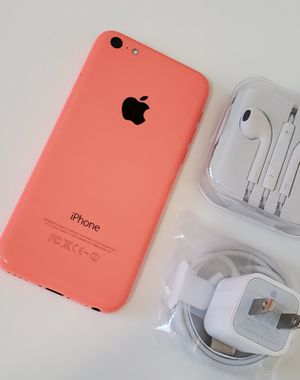 iPhone 5C, Factory Unlocked Excellent Condition for Sale in Springfield, VA