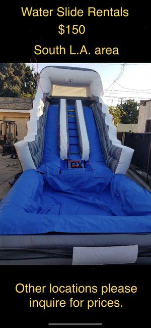 Jumpers de agua - Waterslides for Sale in Los Angeles, CA