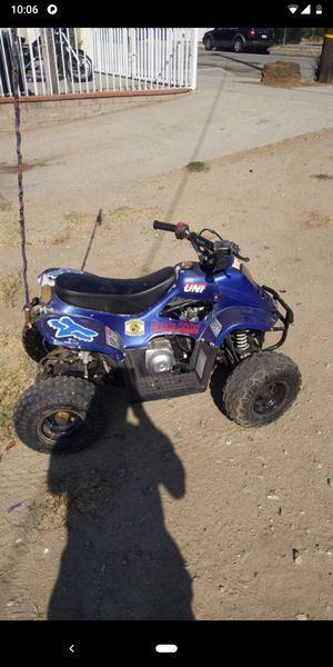 110cc kids quad with remote kill for Sale in Upland, CA