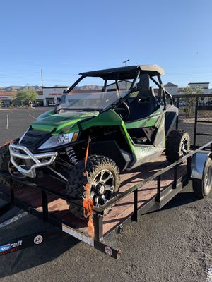 2013 Artic cat wildcat 1000 low miles for Sale in Glendale, AZ