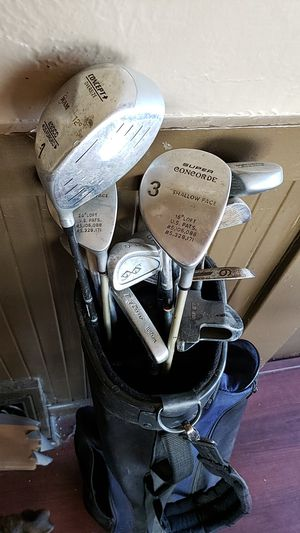 13 golf clubs for Sale in Reedley, CA